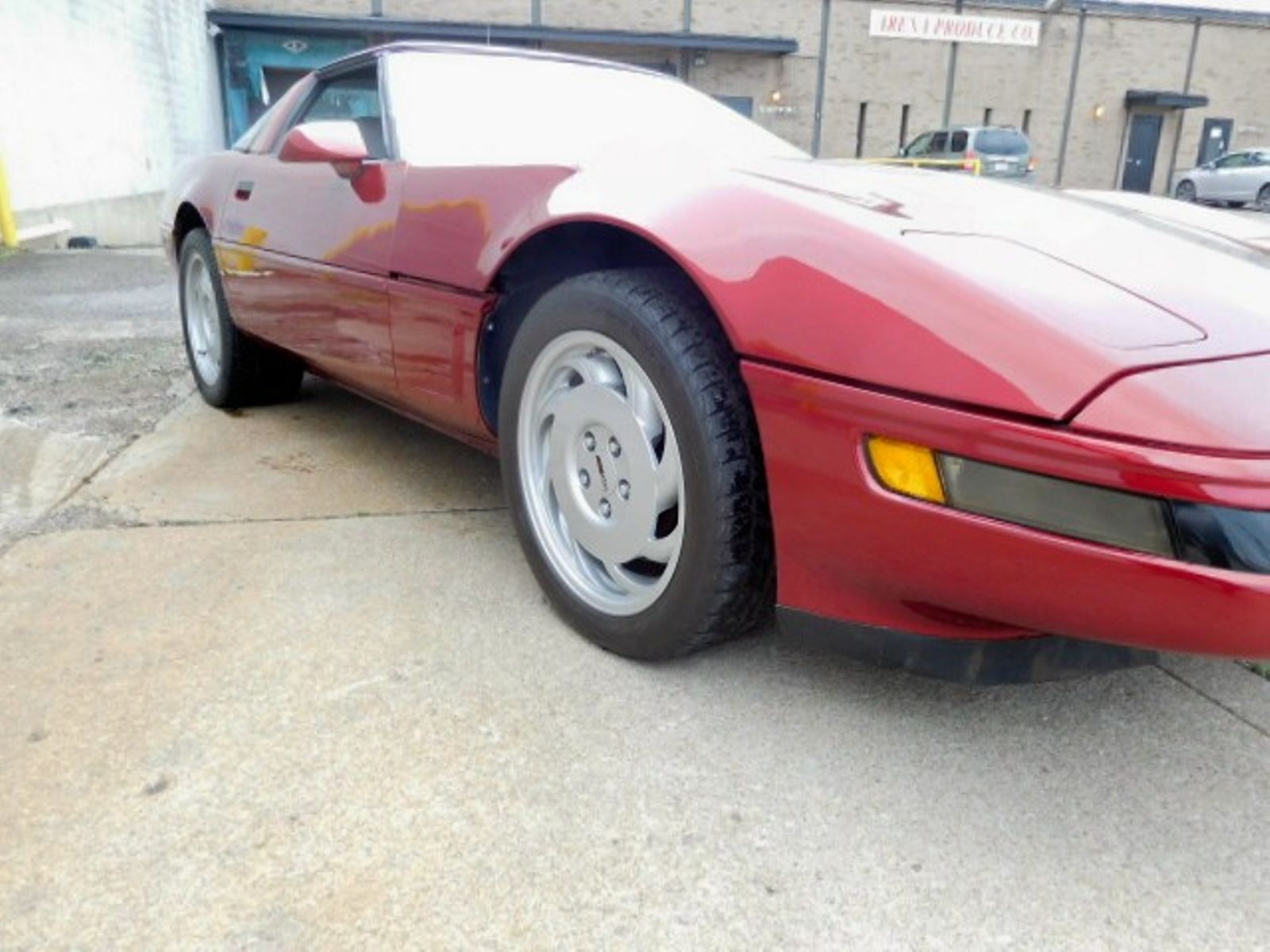 1995 Chevrolet Corvette city Ohio Arena Motor Sales LLC