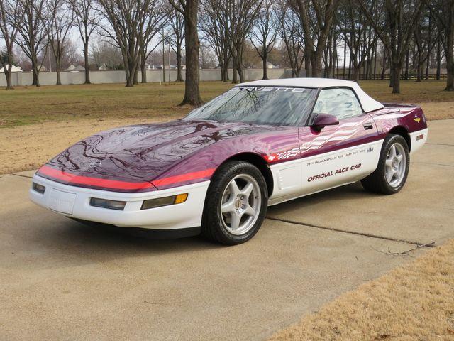 1995 Chevrolet Corvette Convertible Indy Pace Car