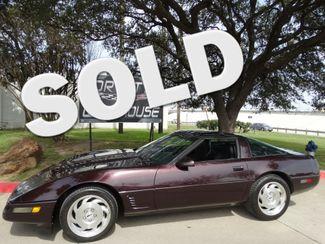 1995 Chevrolet Corvette Coupe Auto, Pioneer Radio, Alloy Wheels Only 72k!   Dallas, Texas   Corvette Warehouse  in Dallas Texas