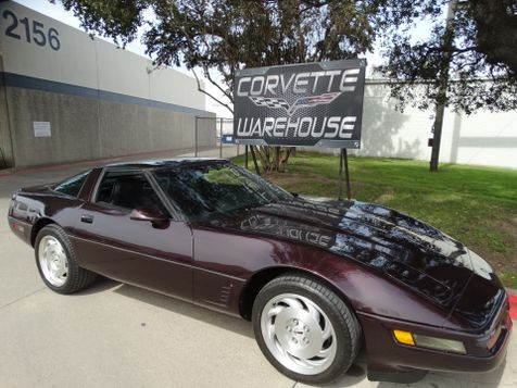 1995 Chevrolet Corvette Coupe Auto, Pioneer Radio, Alloy Wheels Only 72k! | Dallas, Texas | Corvette Warehouse  in Dallas, Texas