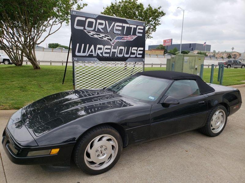 1995 Chevrolet Corvette Convertible Kenwood Radio, Flowmaster, Alloys 82k!   Dallas, Texas   Corvette Warehouse