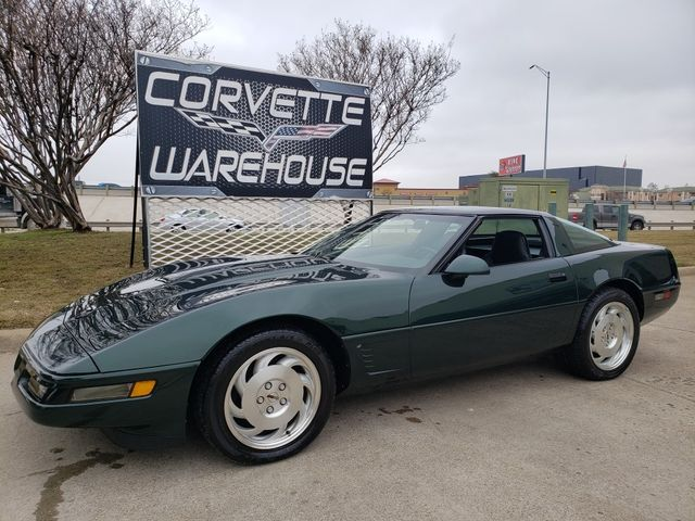 1995 Chevrolet Corvette Coupe 1SB, Auto, Glass Top, 1-Owner, Alloys 20k