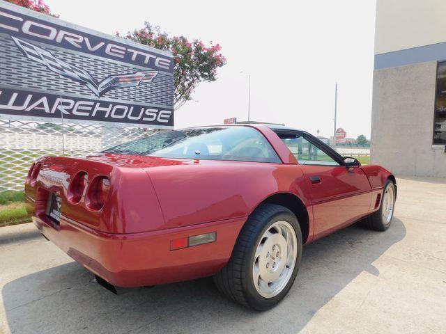 1995 Chevrolet Corvette Coupe 1SB Pkg, CD, Glass Top, Auto, Alloys 44k in Dallas, Texas 75220
