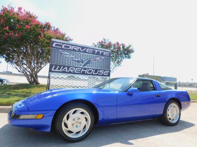 1995 Chevrolet Corvette Coupe 1SB Pkg, Auto, Glass Top, CD, Alloys 34k