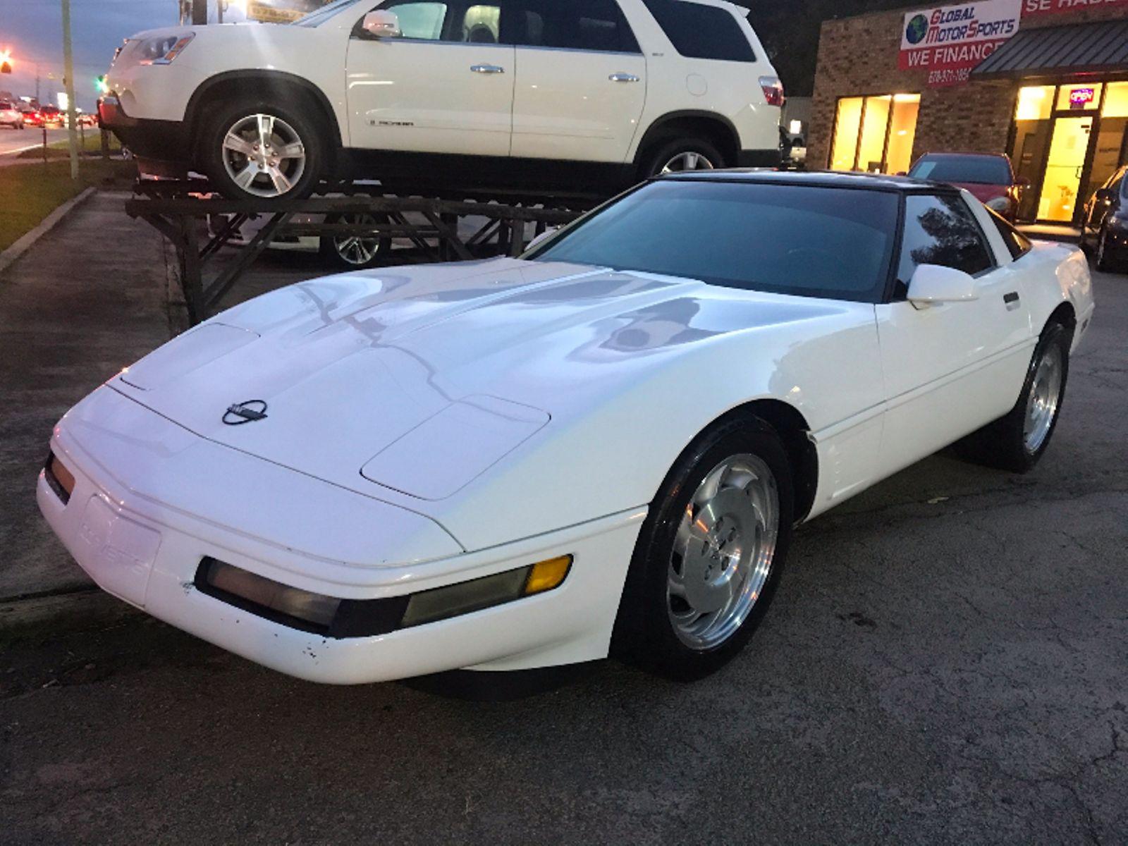 1995 Chevrolet Corvette city GA Global Motorsports