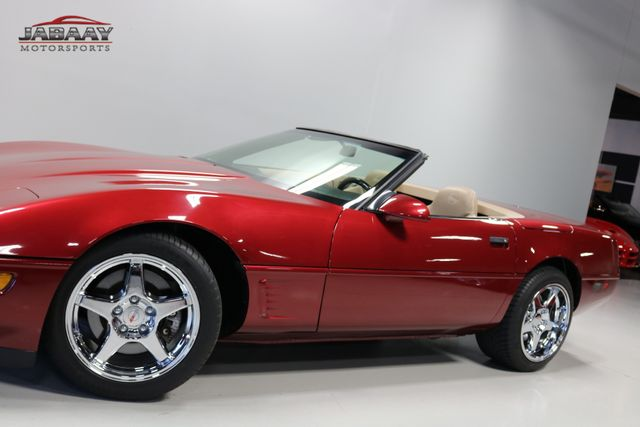 1995 Chevrolet Corvette Merrillville, Indiana 28