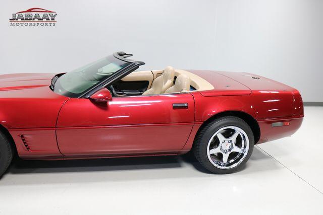1995 Chevrolet Corvette Merrillville, Indiana 30