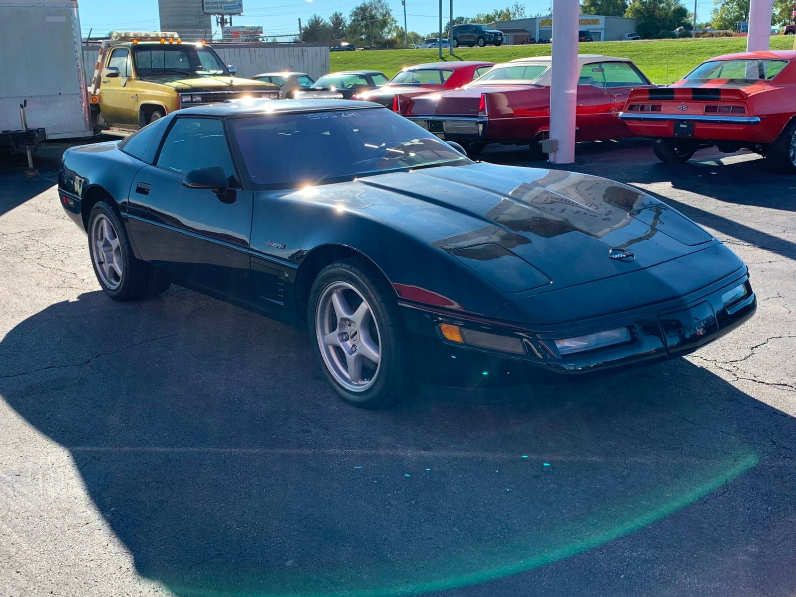 1995 Chevrolet Corvette ZR1 St Charles Missouri Schroeder Motors