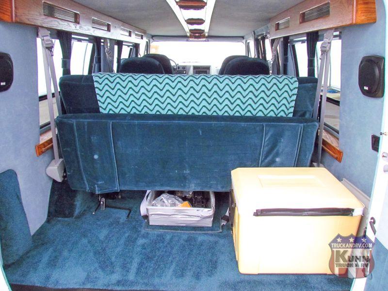 1995 Chevrolet G20 Riverside Conversion   in Sherwood, Ohio