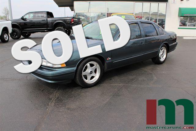 1995 Chevrolet Impala SS  | Granite City, Illinois | MasterCars Company Inc. in Granite City Illinois