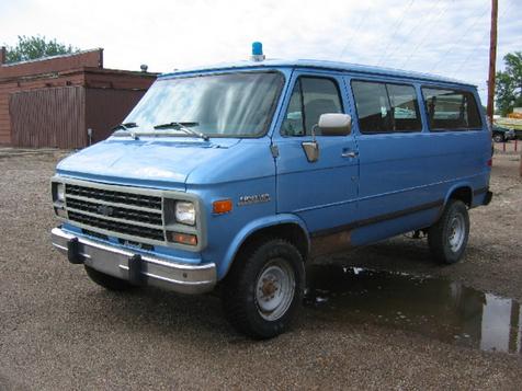 1995 Chevrolet Sport Van  in Glendive, MT