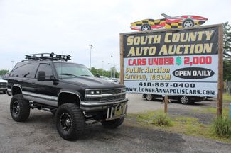1995 Chevrolet Tahoe in Harwood, MD