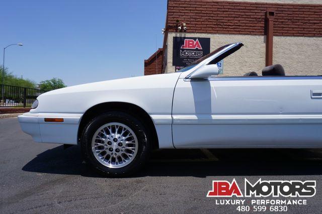 1995 Chrysler Lebaron GTC Convertible ~ ONLY 52k LOW MILES ~ ARIZONA CAR in Mesa, AZ 85202
