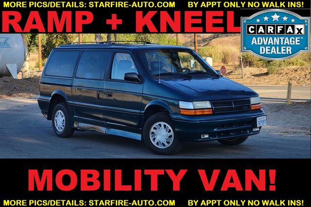 1995 Dodge Caravan Grand ES MOBILITY RAMP VAN