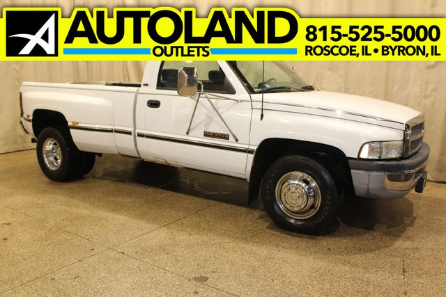 1995 Dodge Ram 3500 Diesel 2WD Long Box in Roscoe IL, 61073