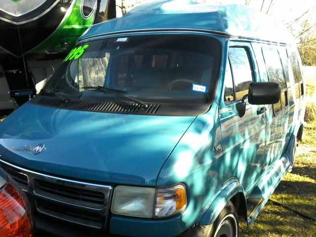 1995 Dodge Ram Van Hi Top Conversion Boerne, Texas 2