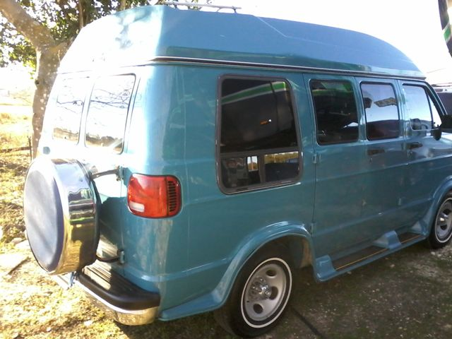 1995 Dodge Ram Van Hi Top Conversion Boerne, Texas 3