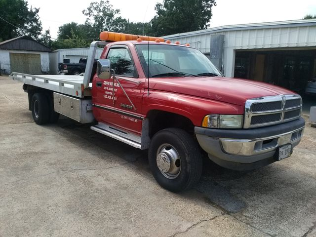 1995 Dodge Rollback 19' Ram 3500 Houston, Mississippi 1