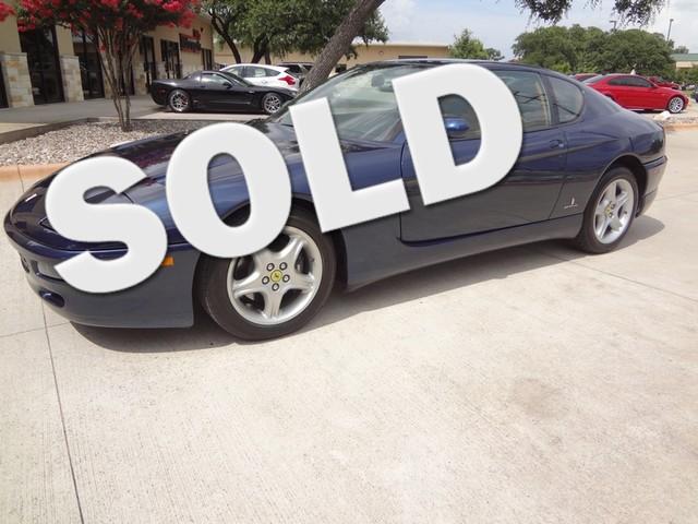 1995 Ferrari 456 GT Austin , Texas 0