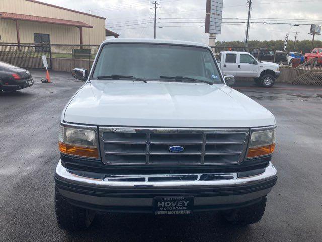 1995 Ford Bronco XLT in Boerne, Texas 78006