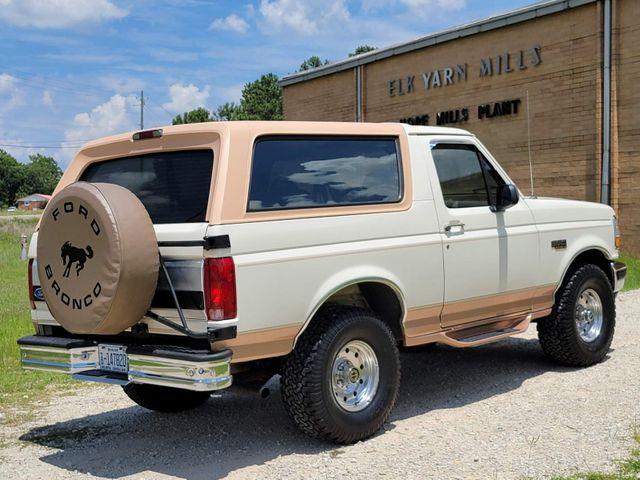 1995 Ford Bronco Eddie Bauer in Hope Mills, NC 28348