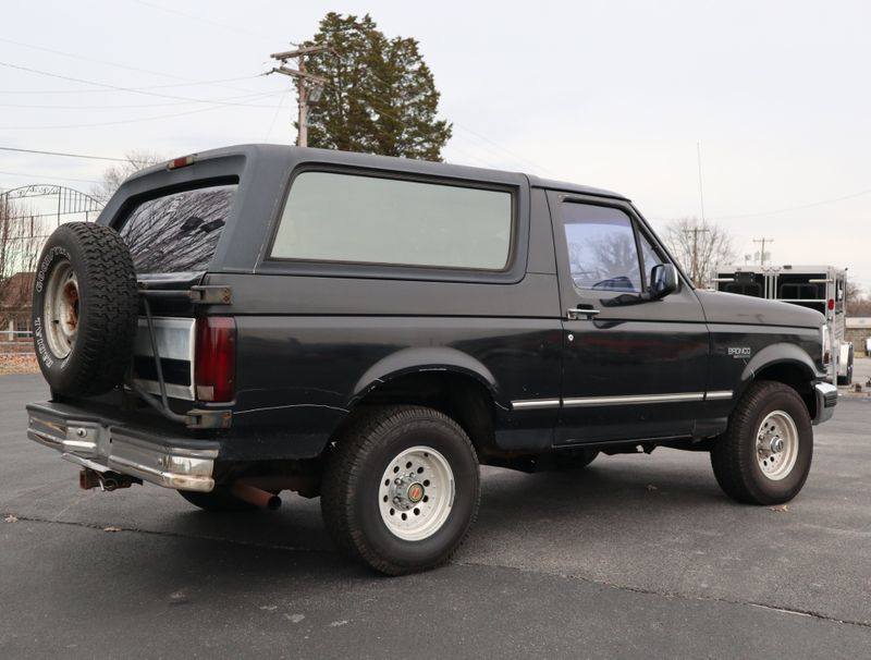 1995 Ford Bronco XLT  in Maryville, TN