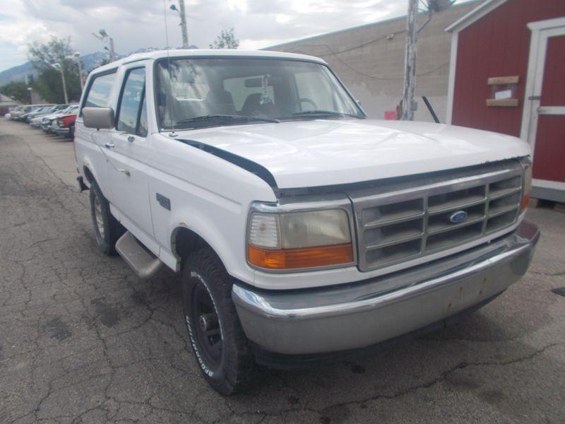 1995 Ford Bronco XLT  in Salt Lake City, UT