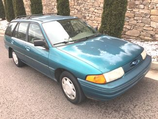 1995 Ford-One Owner!! 116k!! Escort-$1599 BUY HERE PAY HERE LX-CARMARTSOUTH.COM in Knoxville, Tennessee 37920