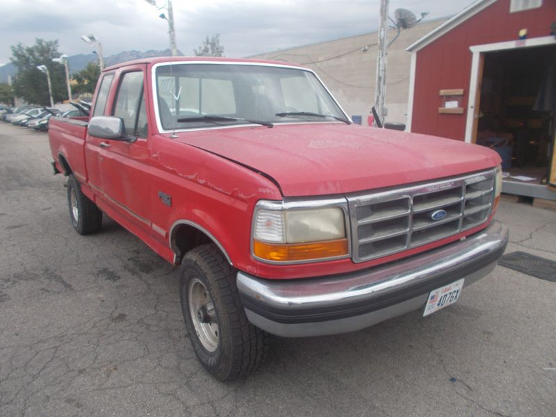 1995 Ford F-150   in Salt Lake City, UT