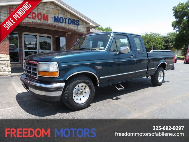 1995 Ford F-150 Special Extended Cab 2wd XLT in Abilene,Tx, Texas 79605