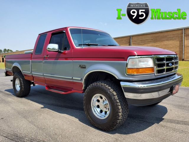 1995 Ford F-150 Special XLT Premium