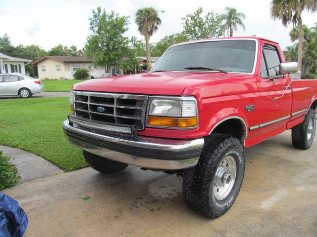 1995 Ford F-250 XLT in Mustang OK, 73064