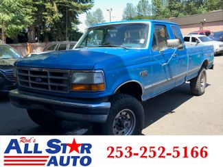 1995 Ford F-250 XLT 4WD Diesel in Puyallup Washington, 98371
