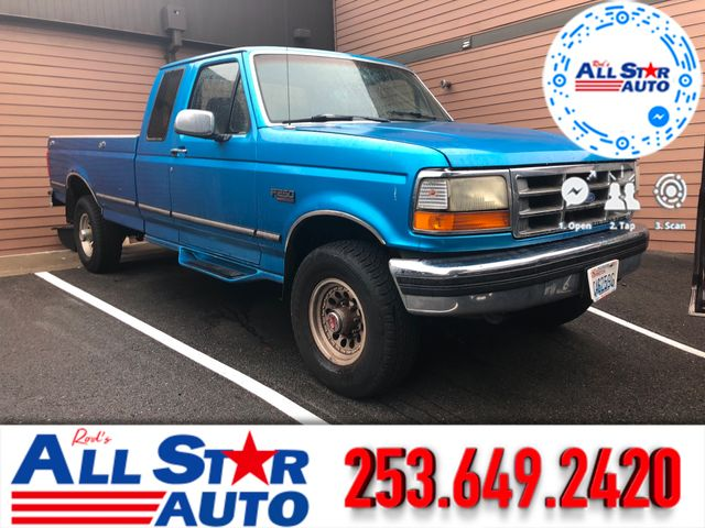 1995 Ford F-250 XL HD