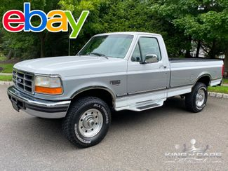 1995 Ford F250 Xlt 7.3l Diesel RCAB 8' BED 4X4 2-OWNER LOW MILES WOW in Woodbury, New Jersey 08093