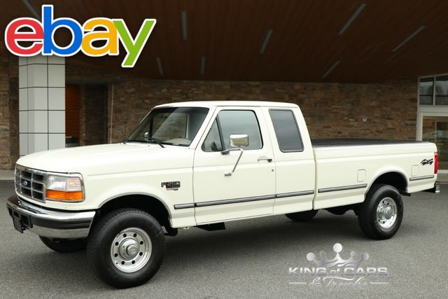 1995 Ford F250 Xlt X-Cab 7.3l DIESEL 67K ACTUAL MILES RUST FREE 4X4 OBS in Woodbury New Jersey, 08096