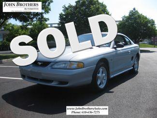 1995 Sold Ford Mustang GT Conshohocken, Pennsylvania