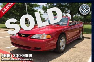 1995 Ford Mustang GT ONLY 45k miles!!! in Rowlett