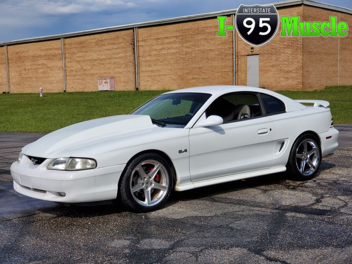 1995 1995 Ford Mustang Ford Gt
