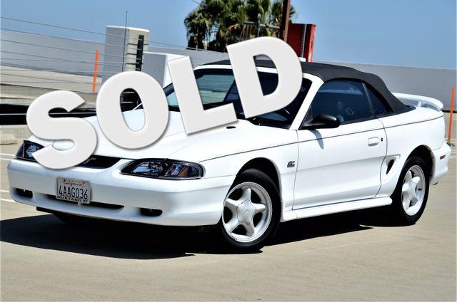 1995 Ford Mustang GT Reseda, CA