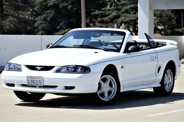 1995 Ford Mustang GT Reseda, CA 14