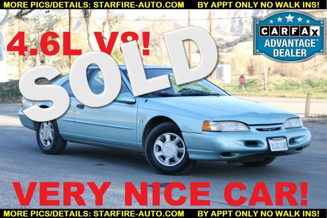 1995 Ford Thunderbird LX Santa Clarita, CA