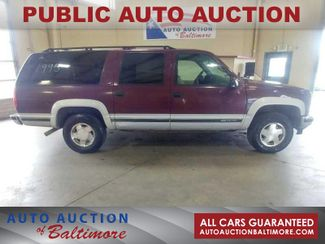 1995 GMC Suburban  | JOPPA, MD | Auto Auction of Baltimore  in Joppa MD