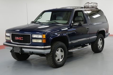 1995 GMC YUKON $60K+ RESTORATION NICEST AROUND SHOWROOM BLAZER | Denver, CO | Worldwide Vintage Autos in Denver, CO