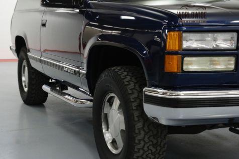 1995 GMC YUKON $60K+ RESTORATION NICEST AROUND SHOWROOM BLAZER   Denver, CO   Worldwide Vintage Autos in Denver, CO