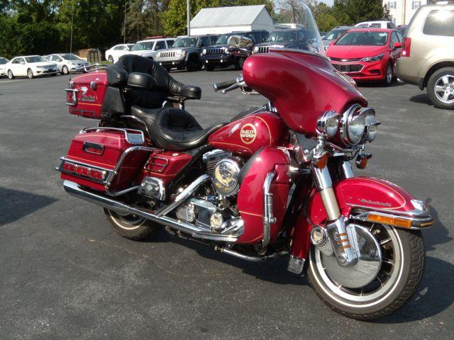 1995 Harley-Davidson ULTRA CLASSIC FLHTCU ULTRA CLASSIC ELECTRAGLIDE
