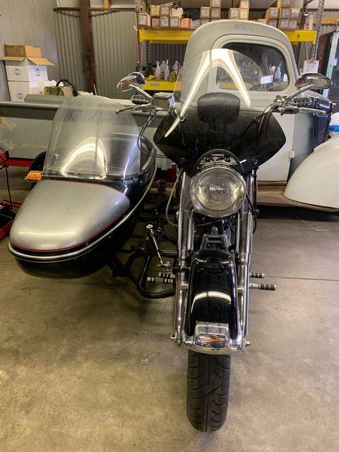 1995 Harley Davidson HERITAGE SOFT TAIL