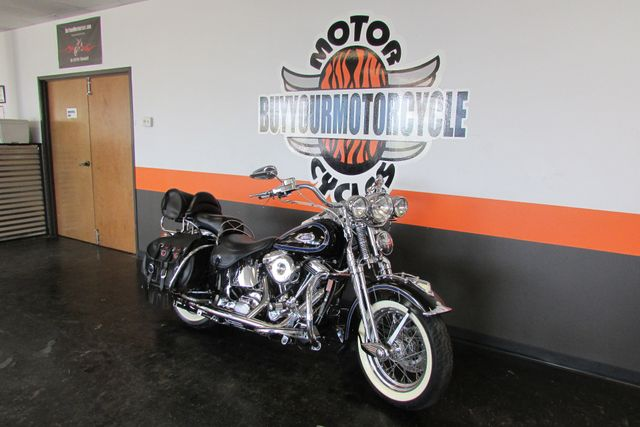 1995 Harley-Davidson SOFTAIL Heritage Arlington, Texas 2