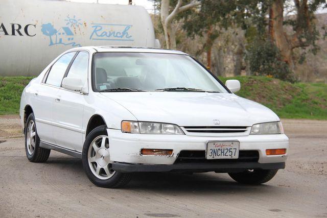 1995 Honda Accord Sdn EX w/Leather Santa Clarita, CA 3