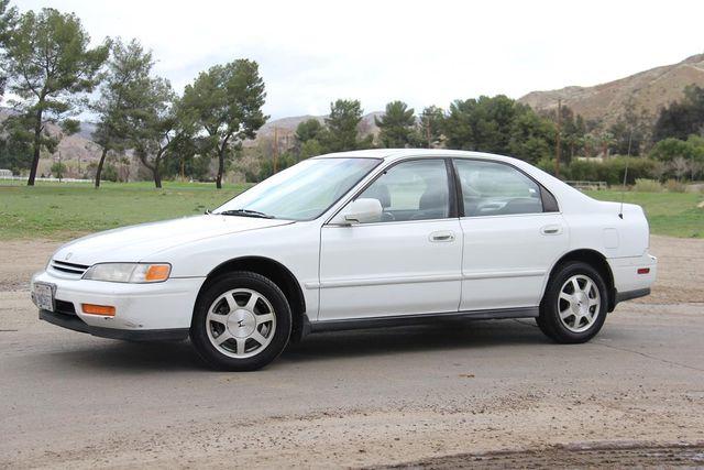 1995 Honda Accord Sdn EX w/Leather Santa Clarita, CA 1